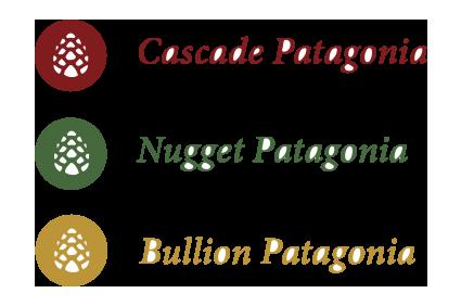 Variedades Cascade Nugget Bullion